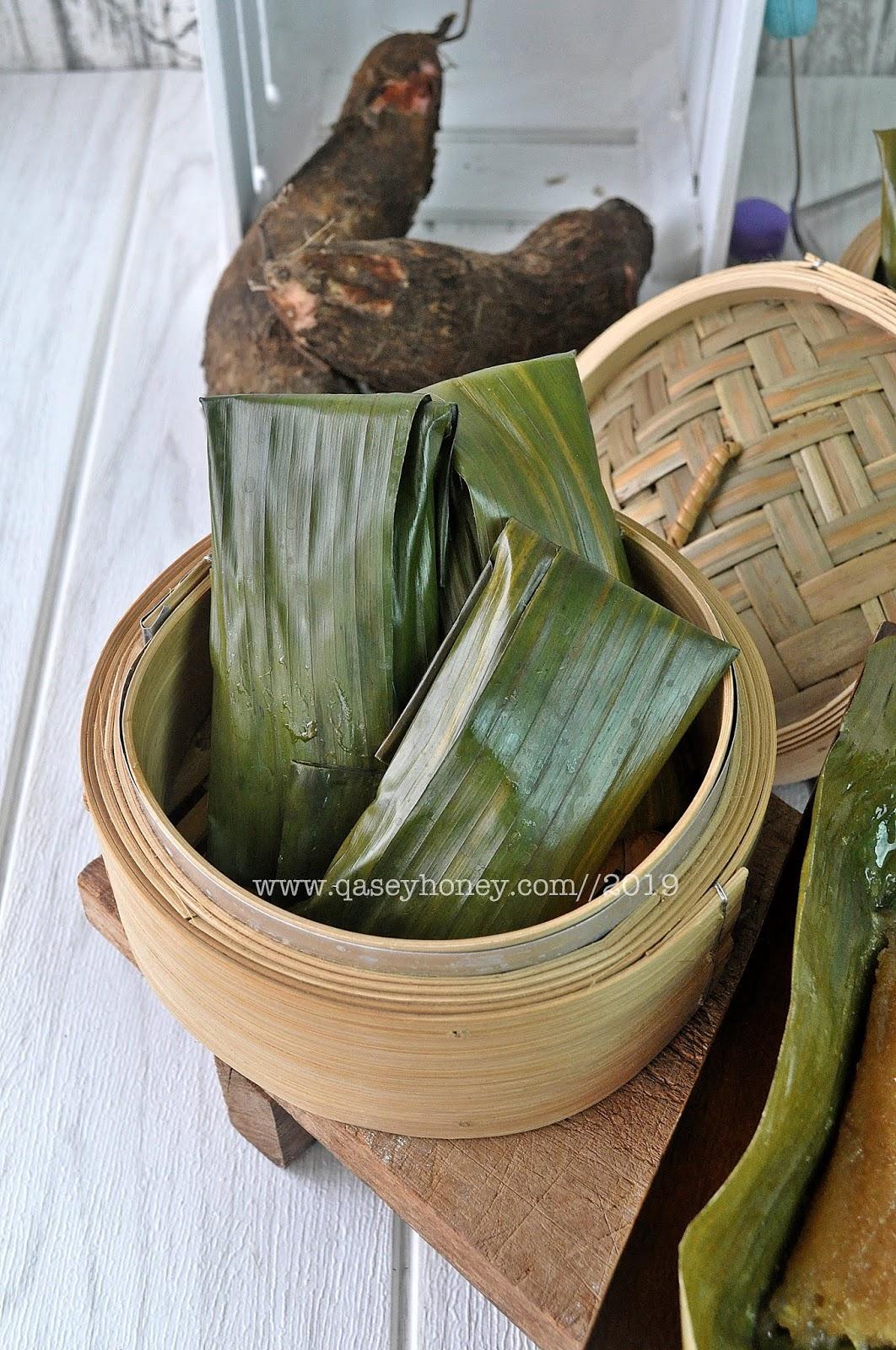 Resepi Lepat Ubi Kayu Paling Senang Dan Sedap Qasey Honey
