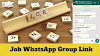 270+ Best Job WhatsApp Group Link List Collection 2019