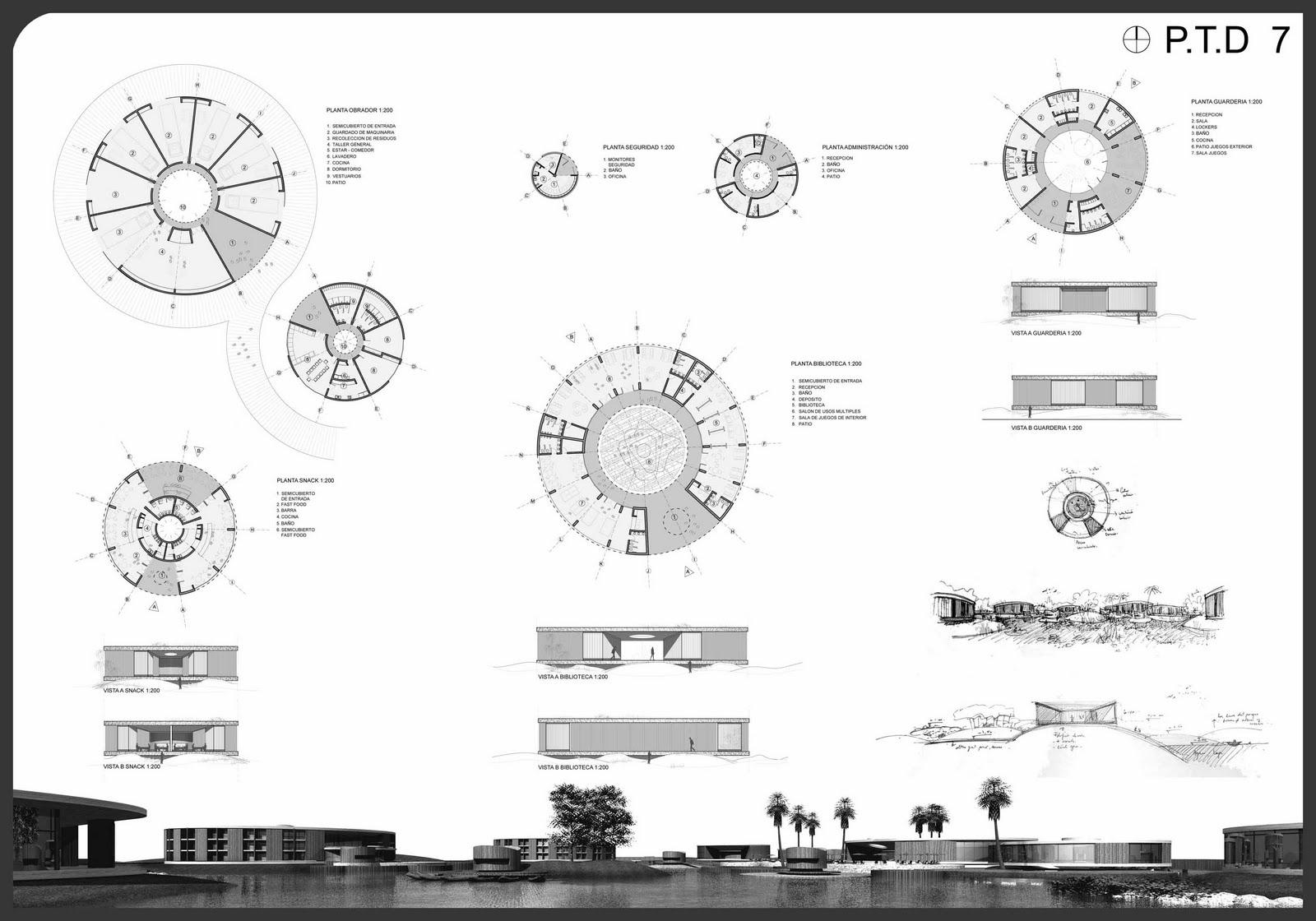 Primer premio en el concurso nacial de argentina casa for El concepto de arquitectura