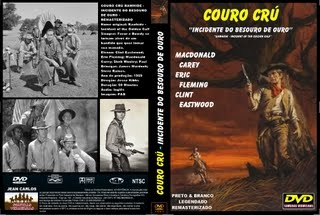 COURO CRÚ - INCIDENTE DO BESOURO DE OURO (1959) REMASTERIZADO