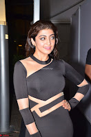 Pranitha Subhash in a skin tight backless brown gown at 64th Jio Filmfare Awards South ~  Exclusive 055.JPG