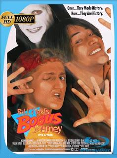 Las alucinantes aventuras de Bill y Ted 2 (1991)HD [1080p] Latino [GoogleDrive]