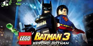 Lego Batman 3 Beyond Gotham - Free Download PC Game