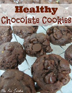 skinny chocolate cookies