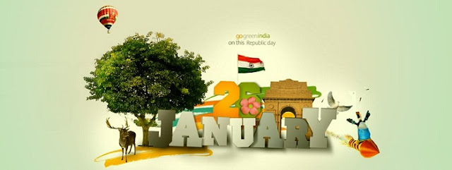 Republic Day FB Cover Images