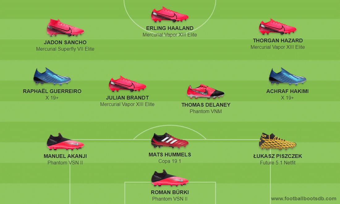 Borussia Dortmund vs Schalke 04 Bundesliga Boot Preview ...