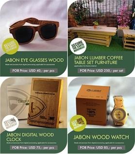 Produk Olahan Jabon