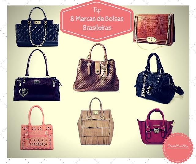 Top 8 Marcas de Bolsas Femininas Brasileiras