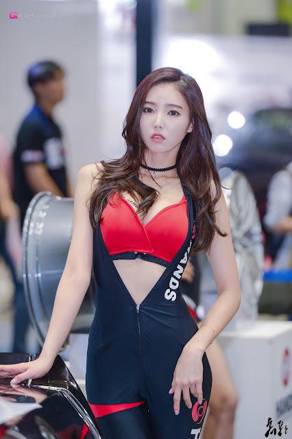 2 Kim Bo Ra - Seoul Auto Salon 2016 - very cute asian girl-girlcute4u.blogspot.com
