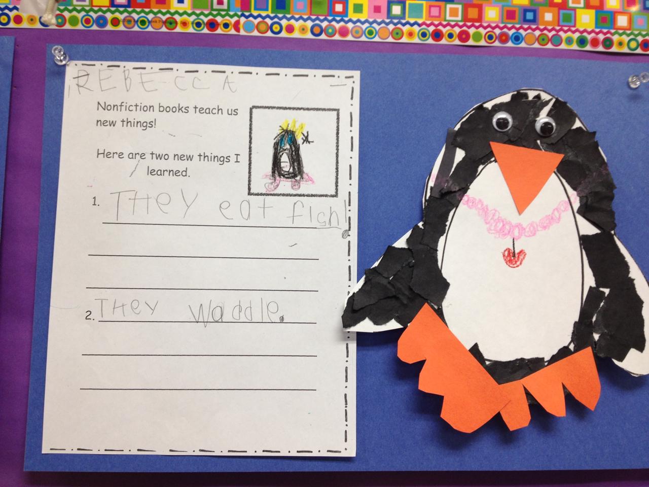 K Is For Kindergarten P Is For Penguin P Is For Polar Bear