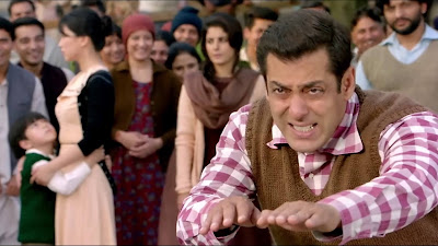 Actioning Salman Khan HD Image In Tubelight