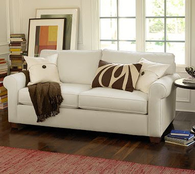 Furniture Sofa Small Buchanan Apartment