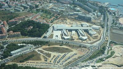Novo complexo da Universidade Nova de Lisboa