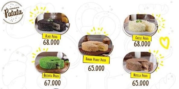 Daftar Harga Surabaya Patata, Lengkap!