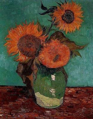 Van Gogh, Słoneczniki