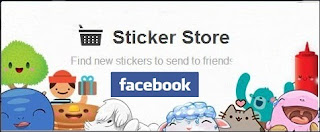 Facebook introduced Stickers in Facebook Chat