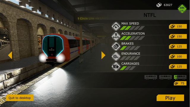 Train Simulator: London Subway PC Full