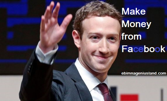 How to Make Money Using Your Facebook Account