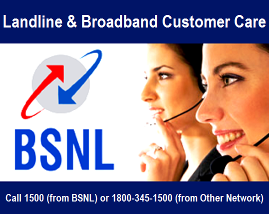 bsnl-landline-broadband-customer-care