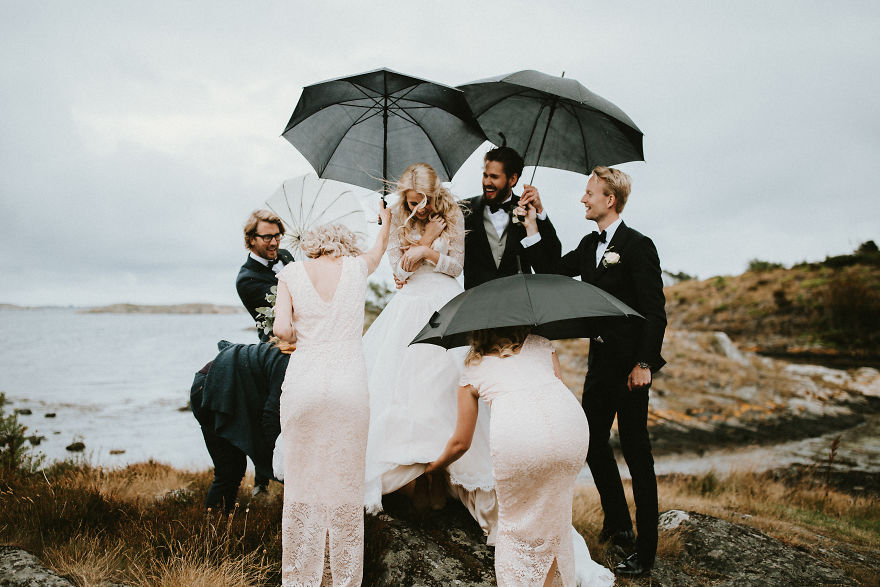 14 Foto Wedding Paling Menakjubkan