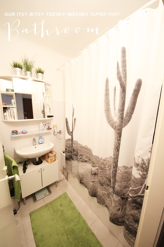 A Little Bathroom Makeover Magnoliaelectric