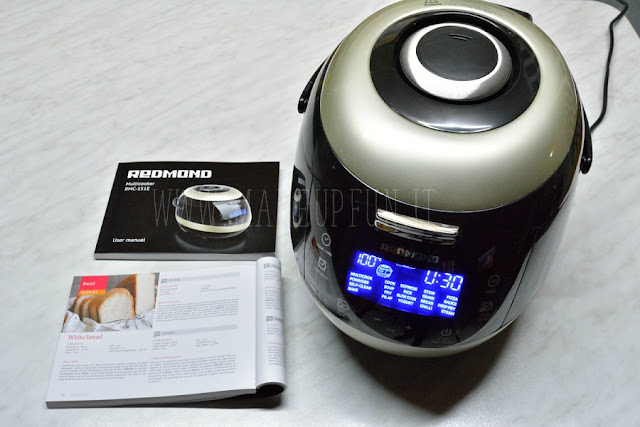Bread Making With Redmond Multi Cooker