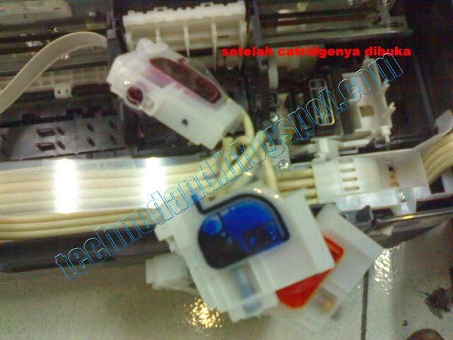 Cara Membongkar Casing dan Mengganti  Head Printer EPSON L110, L300, L310, L210