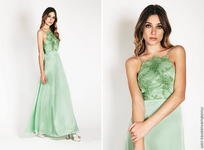Moda verano 2018 ropa de moda mujer.