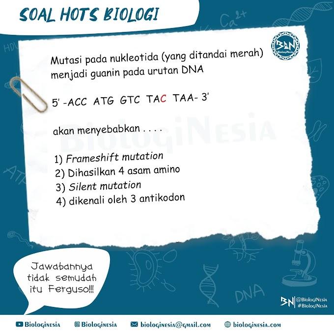 Soal Hots Biologi #1