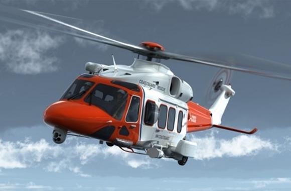 Helikopter AW189 SAR
