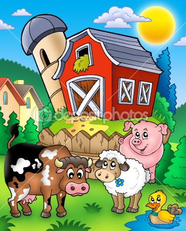 Farmyard Clipart
