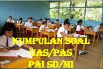 50 Soal PAS Pendidikan Agama Islam (PAI) kelas 6 Kurikulum 2013 Dan Kunci Jawaban Lengkap Dengan Kisi-Kisi Soal