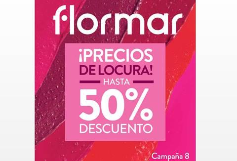 Catalogo Flormar Campaña 8 2017 Mexico