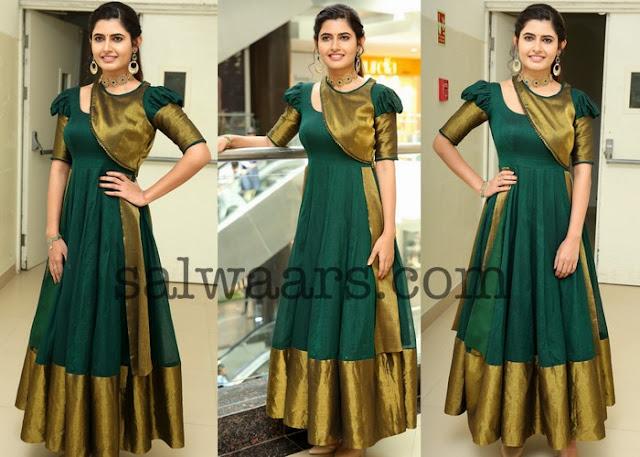 Ashima Narwal Floor Length Salwar