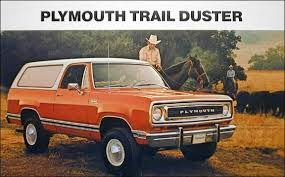 CARHUNTER : A PLYMOUTH TRAILDUSTER? SOME CRAZY TRUCKS FROM ...