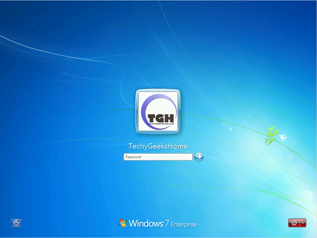 Windows 7 Lock Screen Changer v1.1 Released 1