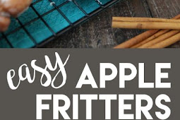 Apple Fritters Recipe (+ Video)