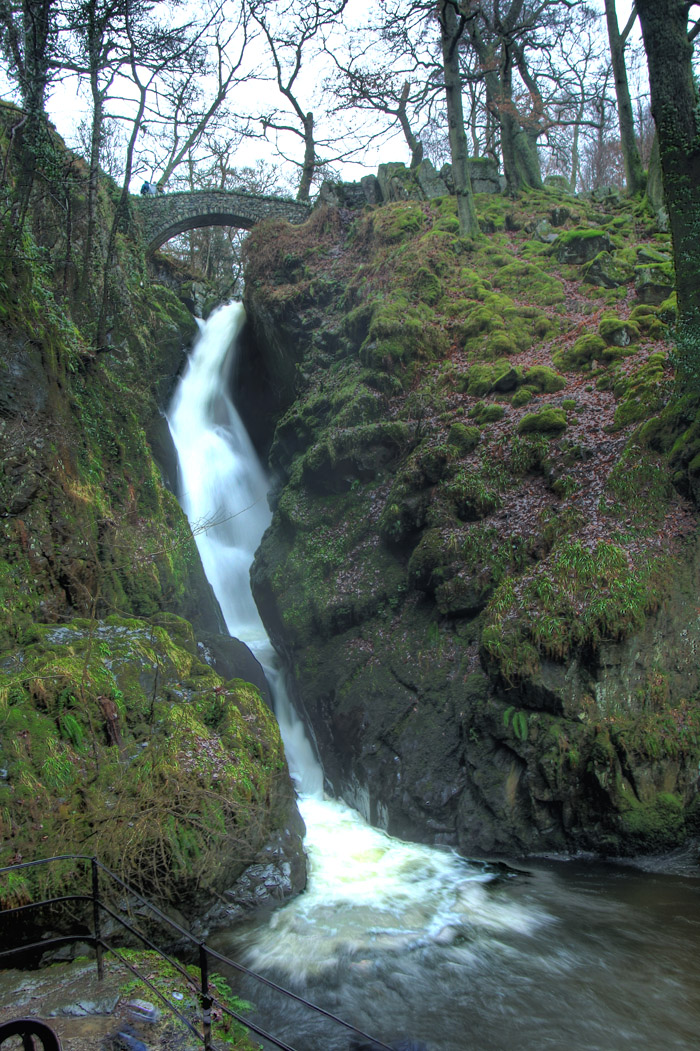 letters from the lake district  aira force
