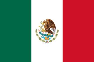 Meksiko (Meksiko Serikat) || Ibu kota: Mexico City