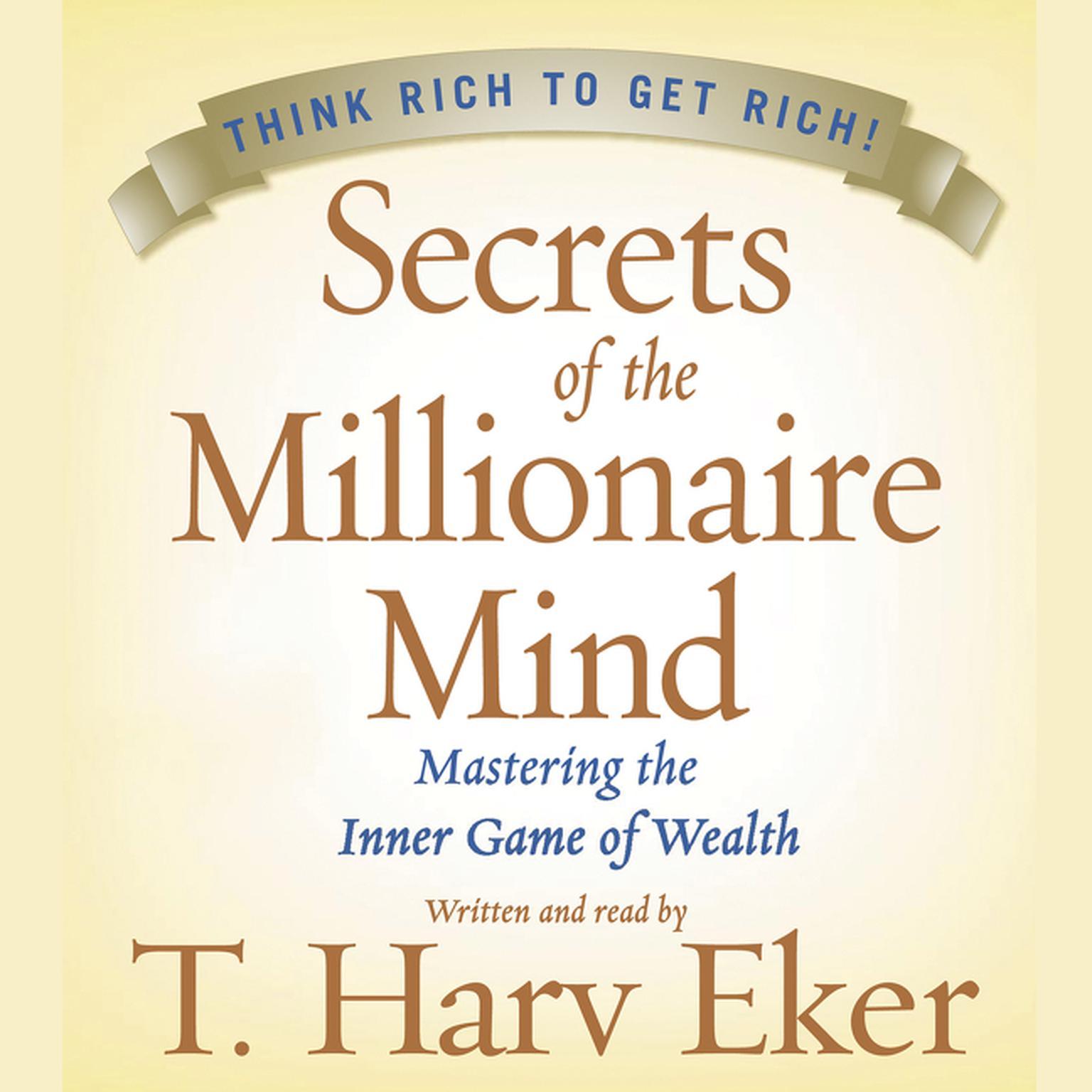 Millionaire Mind Book