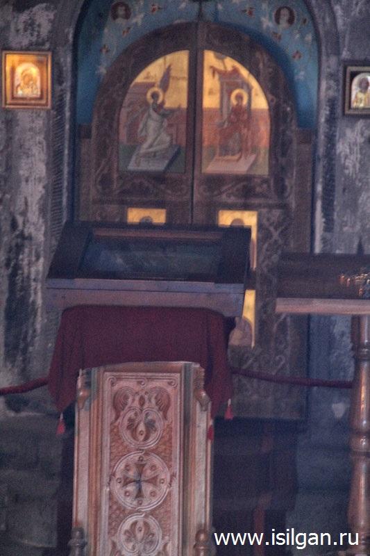 Троицкая церковь. Деревня Гергети. Грузия