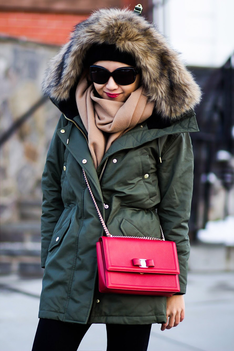 9e6105859e0 From this post  J. Crew Perfect Winter Parka in Wild Olive (size XXSP)