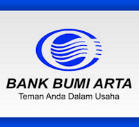 Info Kerja Di P.T. BANK BUMI ARTA Tbk