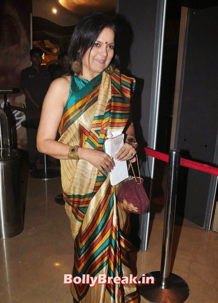 Sushmita Mukherjee, 'The Hundred-Foot Journey' Movie Special Screening