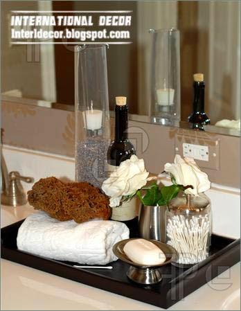 charming spa bathroom accessories | Spa bathroom - Ideas to turn your bathroom into spa