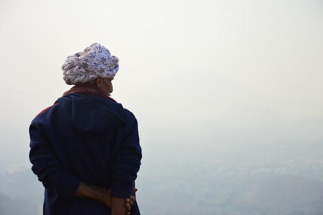 Turban rajasthan à Udaipur