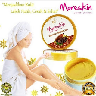 Manfaat Moreskin Body Butter
