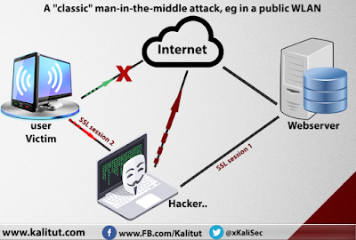 Man in the Middle attacks on HTTPS