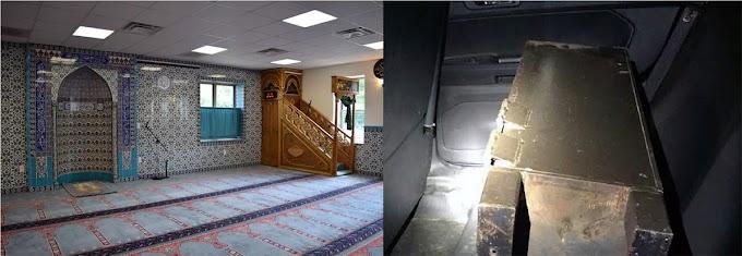 Dominicanos acusados de atracar mezquita en Massachusetts; robaron  dinero y  computadoras