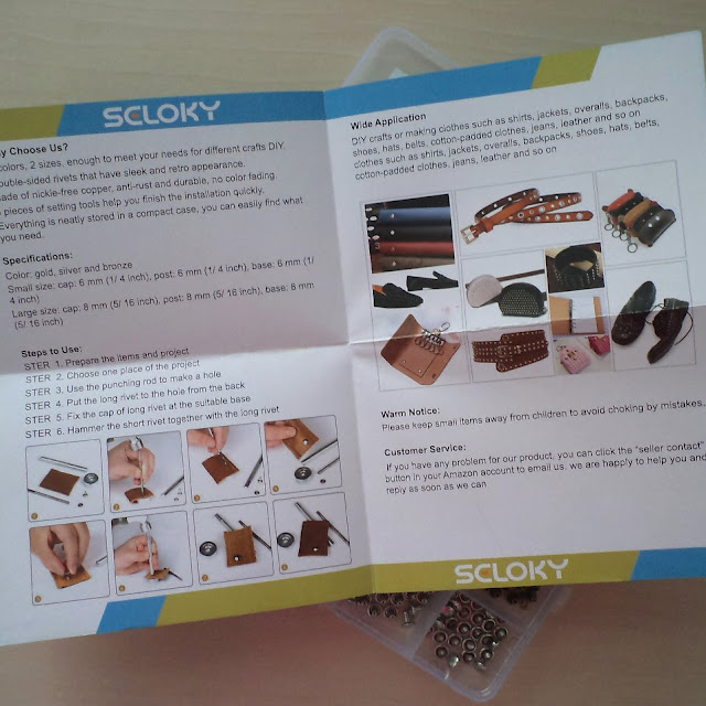 Seloky 210 Rivet Set